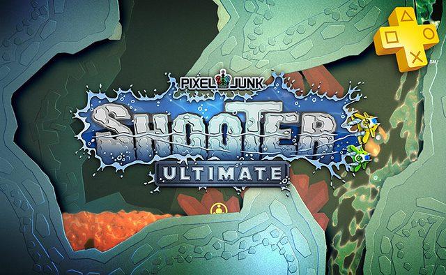 PlayStation Plus: Trine 2, PixelJunk Shooter Ultimate, NBA 2K14