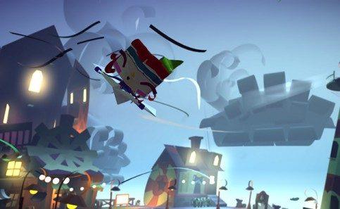 Tearaway Unfolded en camino al PS4