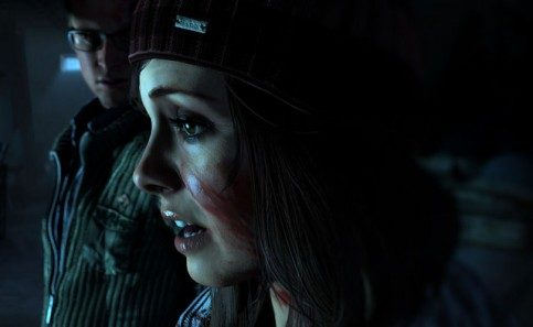 Until Dawn, presentado para PS4