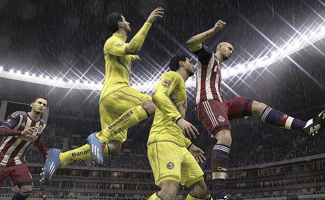 Evento de lanzamiento de FIFA 15 en México