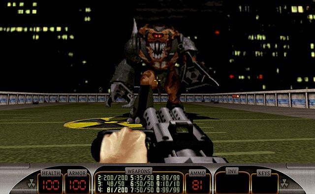 Duke Nukem 3D: Megaton Edition ya está disponible para PS3, Vita