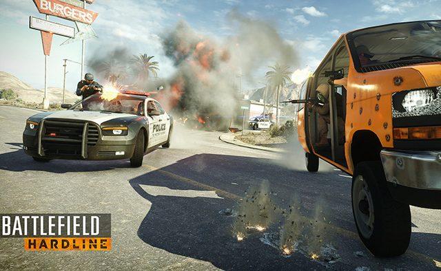 La Beta Abierta de Battlefield Hardline Sale hoy en PS4, PS3