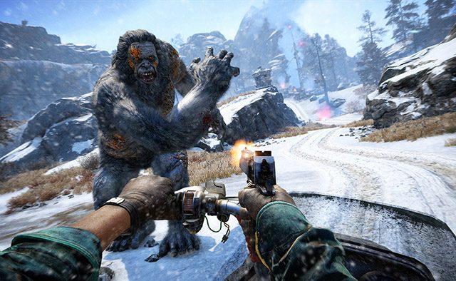 Far Cry 4: Valley of the Yetis Disponible el 10 de marzo