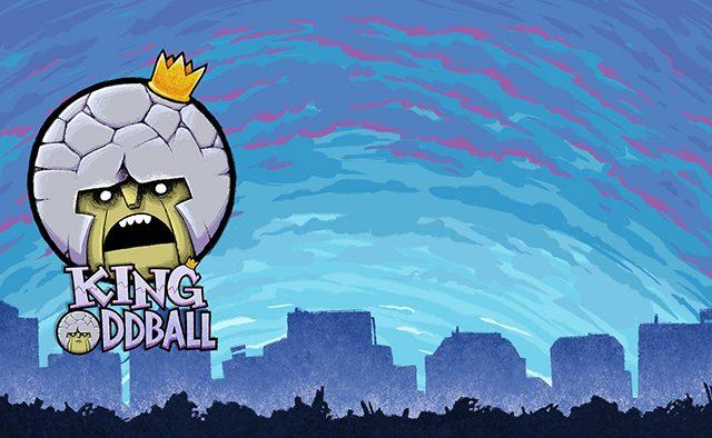 El peculiar juego de ingenio King Oddball ya está disponible en PS3