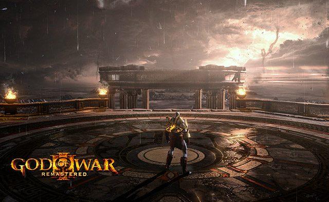 God of War III Remastered lanza a PS4 el 14 de julio