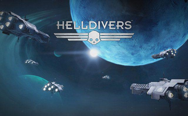 Helldivers Lanza Hoy para PS4, PS3, PS Vita