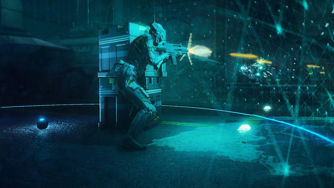 Hollowpoint: Juego Cooperativo de Alta Intensidad para PS4