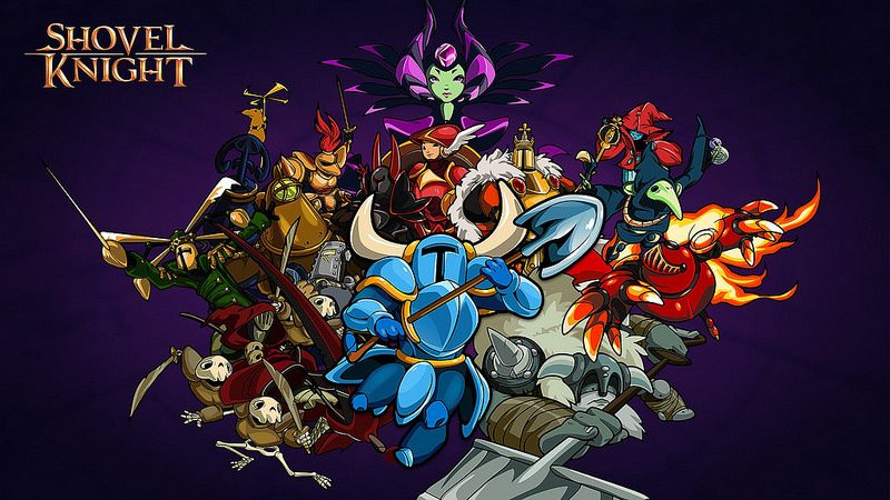 ¡Shovel Knight se estrena mañana en PS4, PS3 y PS Vita!