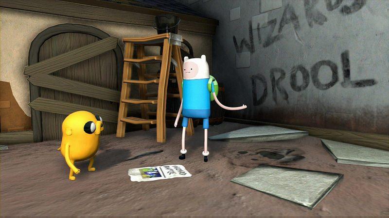 Finn and Jake Investigations: ¡Adventure Time ahora en 3D!