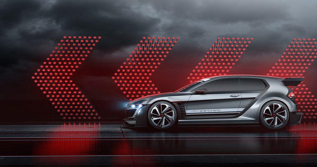 La actualización de Gran Turismo 6 añade el nuevo auto Vision GT de Volkswagen
