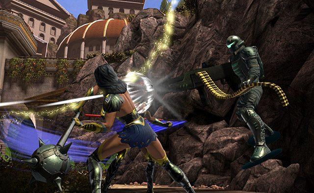 DC Universe Online: Munitions, el Nuevo Súper Poder Disponible Hoy