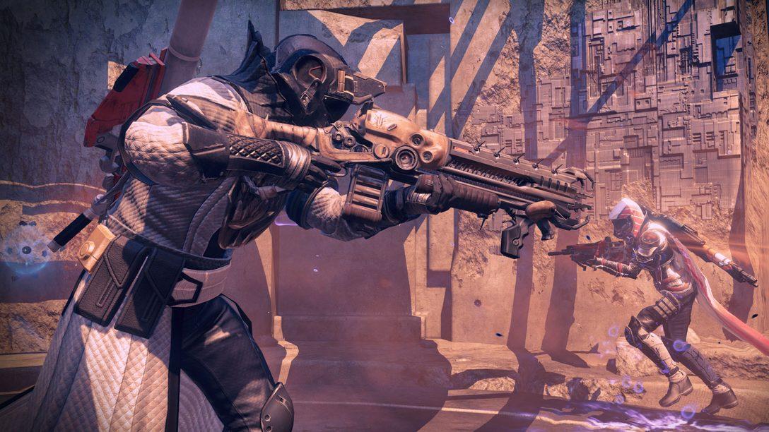 Destiny House of Wolves: Nuevos detalles de Crucible