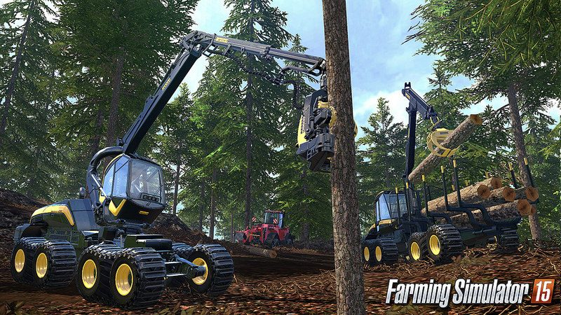 Farming Simulator 15 Próximamente para PS4, PS3 con Vehículos Exclusivos para Consolas
