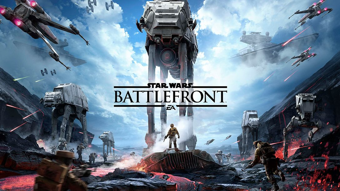 Star Wars Battlefront en PS4: Nuevos detalles desde Celebration.