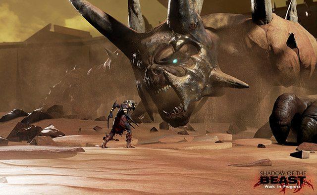 Shadow of the Beast para PS4: Belleza y Brutalidad