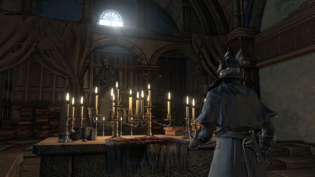 Bloodborne ha Vendido 1 Millón, Primeros Detalles de 1.03