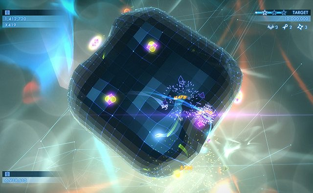 Creando un nuevo enemigo en Geometry Wars 3: Dimensions Evolved