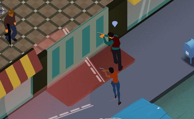 LA Cops, Top Down Shotter temático de los 70 llegará a PS4 la próxima semana