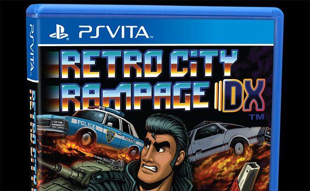 Retro City Rampage DX: ¡Manteniéndolo Comercial en PS Vita!