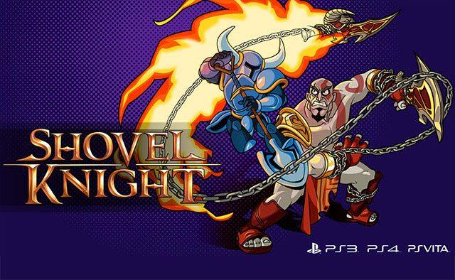 God of War en Shovel Knight