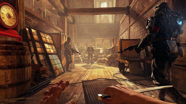 Wolfenstein: The Old Blood se estrena hoy en PS4