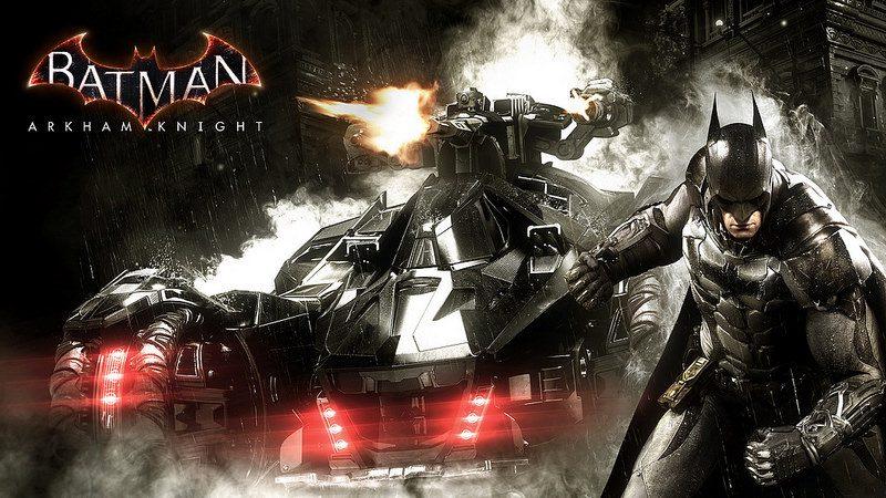 Arkham Insider explora el diseño de Batman: Arkham Knight