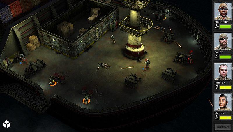 Breach & Clear se infiltra mañana en PS Vita