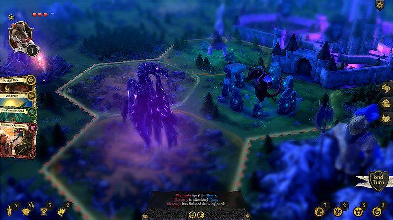 Armello llega para PS4, inspirado por Tabletop Games