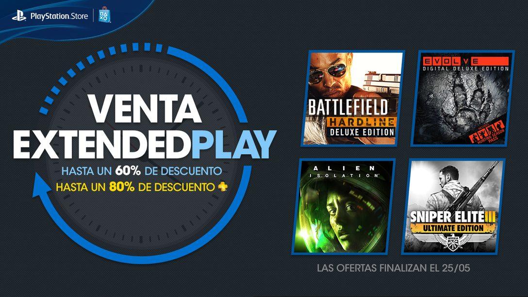 Extended Play Sale: Ofertas de Juegos con Contenido Add-On