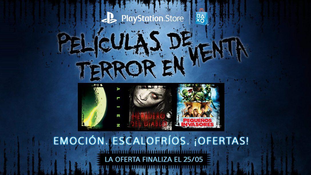 Movie Mayhem Sale: Descuentos en Películas de Terror
