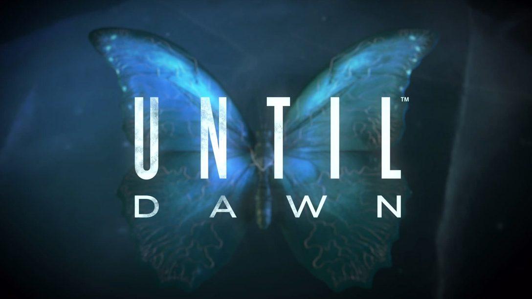 Until Dawn se lanzará en PS4 el 25 de agosto.