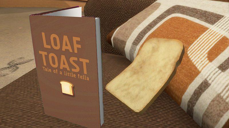 I am Bread llega a PS4 el 25 de agosto
