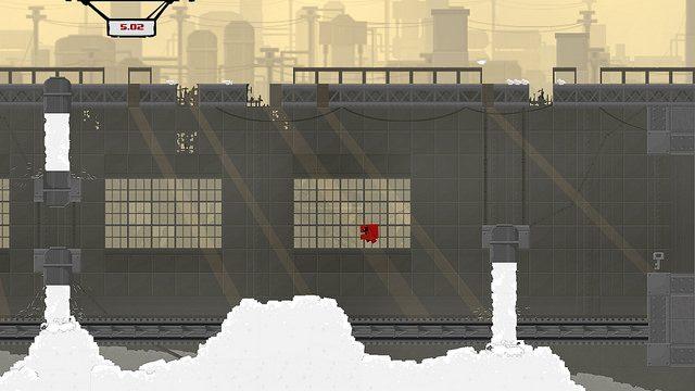 Super Meat Boy llega a PS4, PS Vita (¡Sí, realmente!)