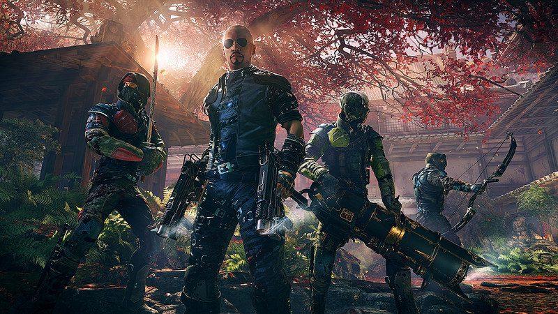 Shadow Warrior 2 llega el  próximo año a PS4