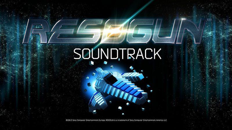 La banda sonora de RESOGUN, Wipeout Ships y New Human Packs disponibles hoy