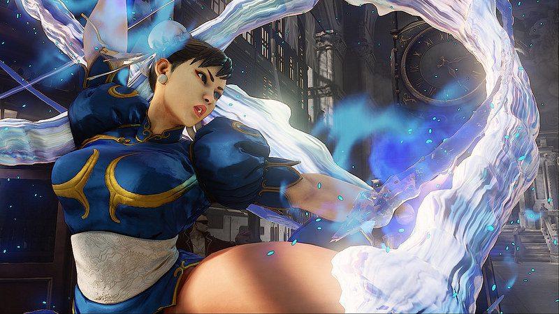 Street Fighter V: Detalles del Sistema de Batalla