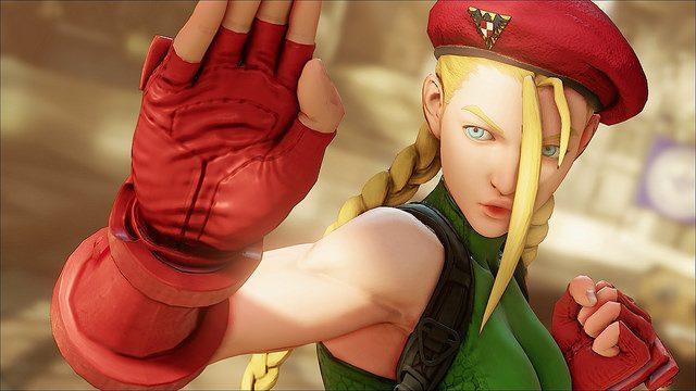 Cammy y Birdie se unen a la lista de Street Fighter V; disponible en 2016