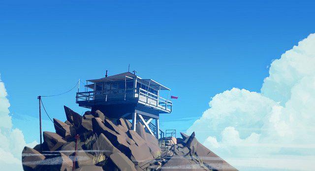 Firewatch disponible este año en PS4
