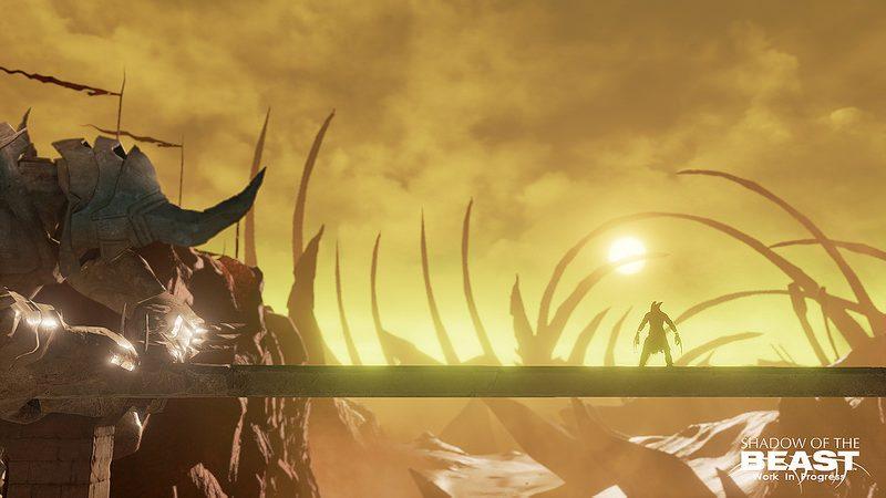 Shadow of the Beast: Una retrospectiva a E3