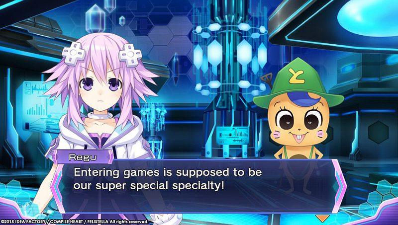 Hyperdimension Neptunia Re;Birth3: V Generation disponible hoy
