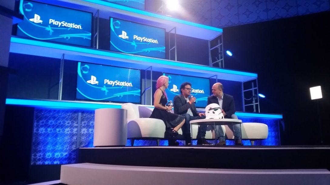 Juegos, Entrevistas y mucho más del E3