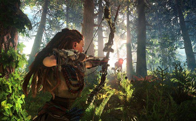 Guerrilla nos guía a través del tráiler presentado en E3 de Horizon Zero Dawn