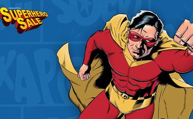 LATAM Superhero Sale: Superpoderosos juegos en oferta