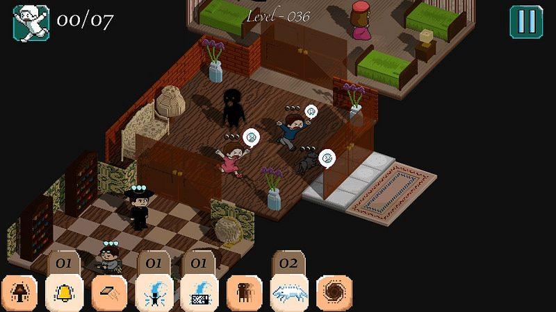 Poltergeist: A Pixelated Horror,  el juego de terror y diversión en pixel art ya está disponible para PS4