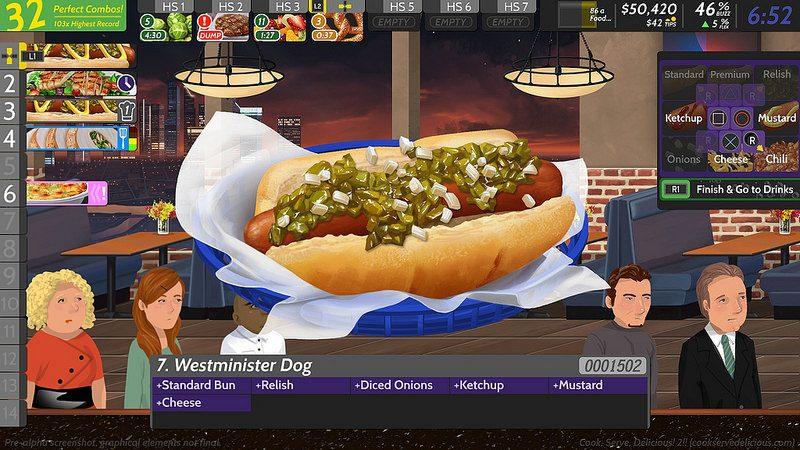 Cook, Serve, Delicious! 2!! Llega a PS4
