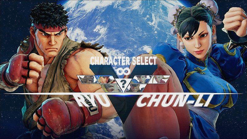 Revelados los detalles de Street Fighter V beta para PS4