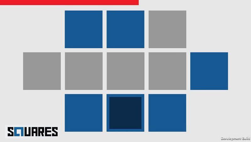 Squares, un juego puzzle minimalista, disponible hoy en PS Vita