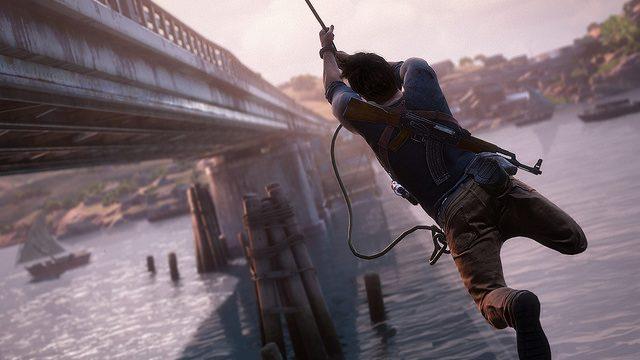 Mira la Demo Extendida de E3 para Uncharted 4