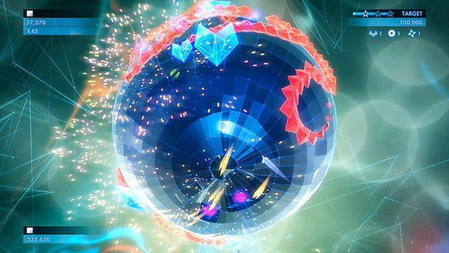Geometry Wars 3: Dimensions Evolved llega a PS Vita el 7 de julio