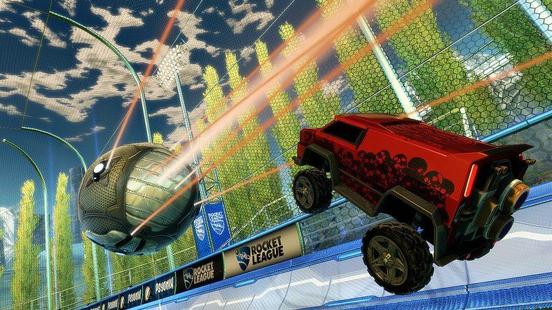 Rocket League disponible hoy, gratis para suscriptores de PS Plus